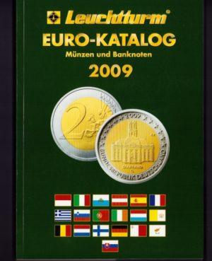 EURO KAT 09 – EURO katalógus 2009