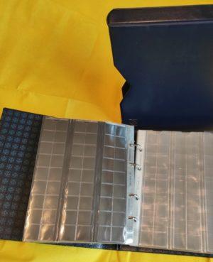 CLAS MKA – OPTIMA classic érmeberakó védőtokkal (tokos)