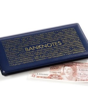 POCKET BN – Zsebalbum bankjegyeknek