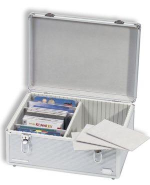 KOMS – Alumínium gyűjtői bőrönd