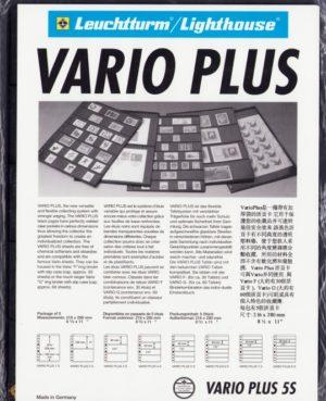 VARIO PLUS 5S  – tokok