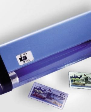 L 80 – Bélyegvizsgáló lámpa UV