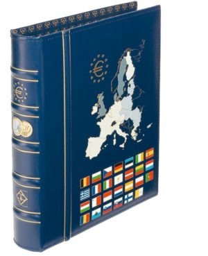 CLOP BI EU BL – Classic EURO-érmealbum