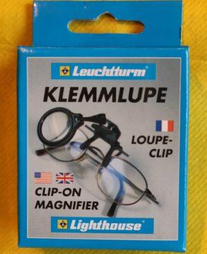 LU CLIP –  Nagyító 5-szörös nagyítással