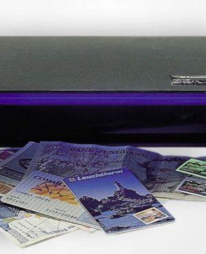 L 90 – Bélyegvizsgáló lámpa UV