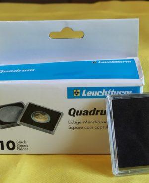QUADRUM X/20 – 20 szivacsbetétek kivágás nélkül minden QUADRUM kapszulákhoz