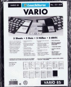 VARIO 8S  – tokok