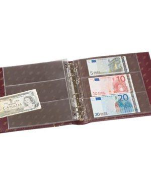 CLAS BN – OPTIMA bankjegyalbum