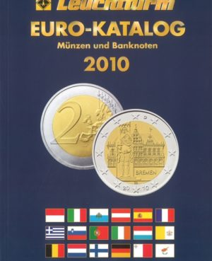 EURO KAT 10 – EURO katalógus 2010
