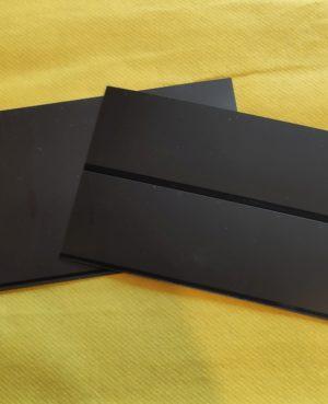 HK2 – Rendezőlap (fekete)