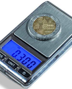 DW 5 – Digitális érmemérleg (mini) 0,01-100 gr