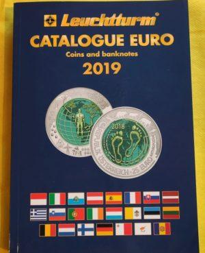 EURO KAT 19 – EURO katalógus 2019