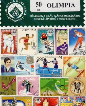 Olimpia – 50 klf. bélyeg