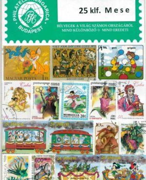 Mese – 25 klf. bélyeg