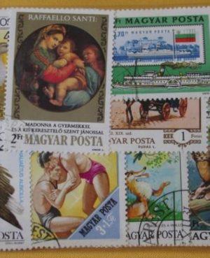 Magyarország – 180 klf.  képes bélyeg