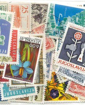 Jugoszlávia –  47 klf. bélyeg