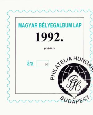 Magyar Albumpótlás 1992