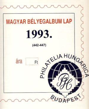 Magyar Albumpótlás 1993