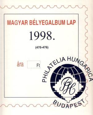 Magyar Albumpótlás 1998