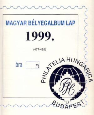 Magyar Albumpótlás 1999