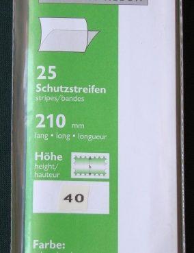 Filacsík 1 varrattal – 210 x 40 mm