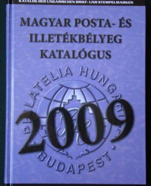 Magyar Posta- és Illetékbélyeg Katalógus 2009. (CD-rommal)