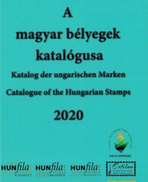 Magyar bélyegek katalógusa 2020