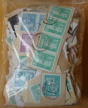 Német Demokratikus Köztársaság – forgalmi bélyegek papíron – 0,20 kg kilóáru