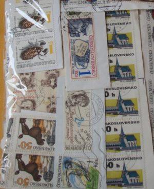 Csehszlovákia  forgalmi bélyegek papíron – 0,20 kg kilóáru