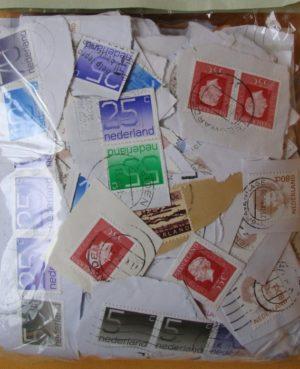 Hollandia – forgalmi bélyegek papíron – 0,20 kg kilóráu
