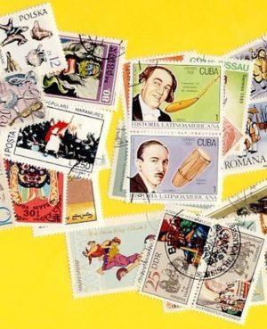 Folklór – 100 klf. bélyeg
