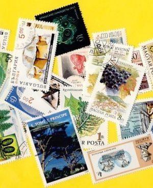 Geográfia – 50 klf. bélyeg