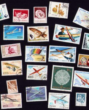 Hobbik és mesterségek – 25 klf. bélyeg