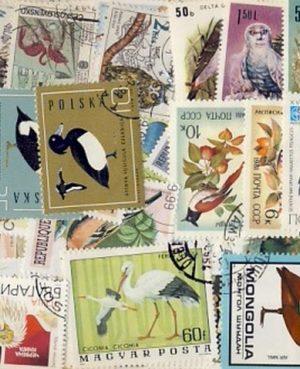 Madár – 200 klf. bélyeg