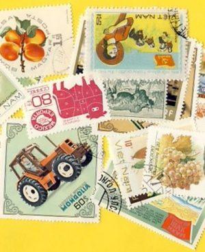 Mezőgazdaság – 25 klf. bélyeg