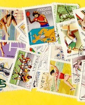 Sport – 200 klf. bélyeg