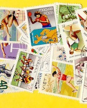 Sport – 300 klf. bélyeg