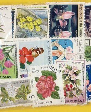 Virág – 100 klf. bélyeg