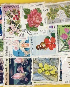 Virág – 200 klf. bélyeg