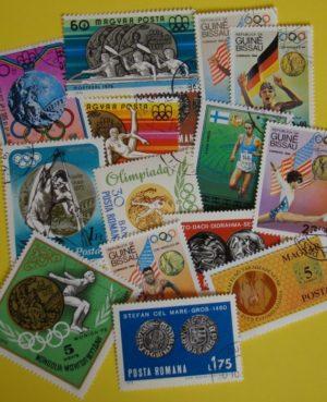 Érme a bélyegen – 10 klf. bélyeg